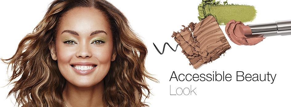 Discover the Accessible Beauty Look