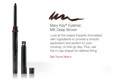 Get Mary Kay® Eyeliner.