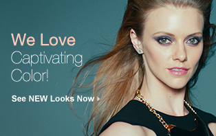 We love captivating color. See new looks now!