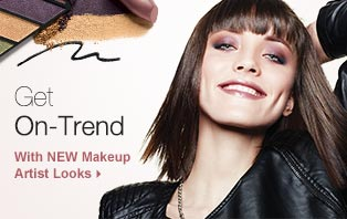Get On-Trend with new Makeup Artist Looks.